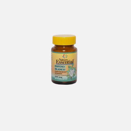 Espinheiro Branco 800mg – 60 comprimidos – Natura Essential