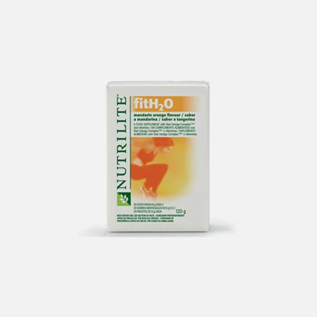 FITH2O Sabor Tangerina  – 120g – Nutrilite