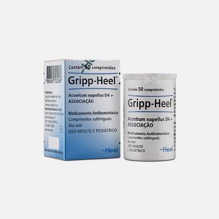 Gripp – 50 comprimidos – Heel