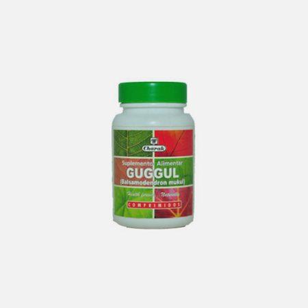 Guggul – 50 comprimidos – Charak