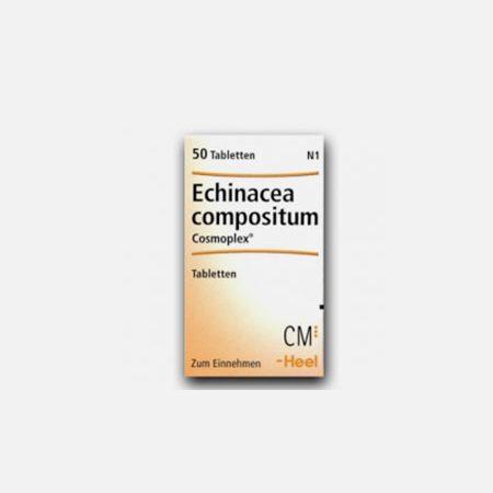 Echinacea compositum cosmoplex – 50 comprimidos- Heel