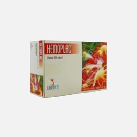 Hemoplac – 100 cápsulas – Lusodiete