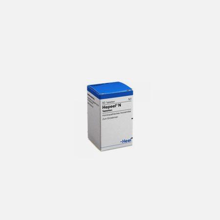 Hepeel – 50 comprimidos – Heel