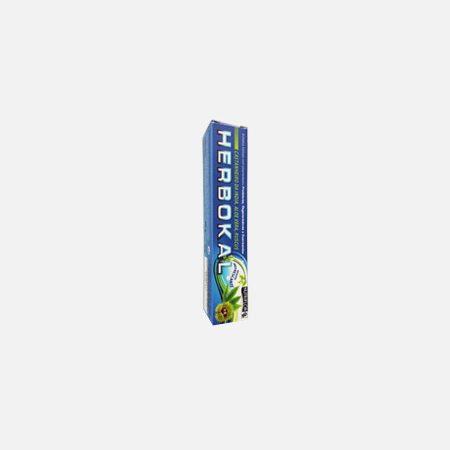 Herbokal Pomada bisnaga com – 20g – Nutriflor