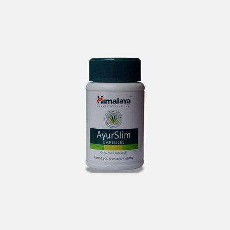 Herbals Ayurslim – 60 cápsulas – Himalaya