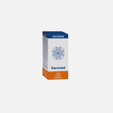 Holoram Aerovent – 60 cápsulas  – Equisalud