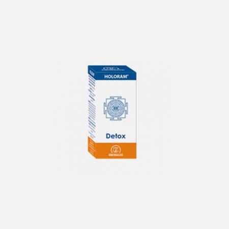 Holoram Detox – 60 cápsulas  – Equisalud