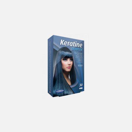 Keratine complex – 30 cápsulas – Orthonat