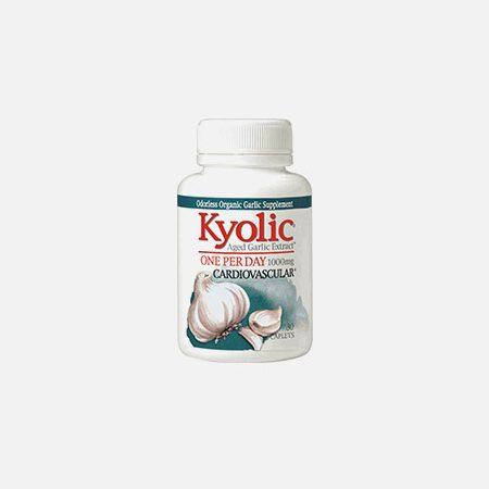 Kyolic 1000 One per Day Cardiovascular- 60 comprimidos – Kyolic