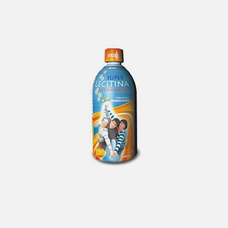 Super Lecitina Vitaminada Xarope – 500ml – Nutriflor