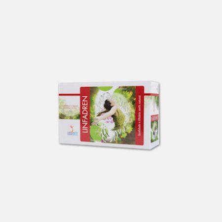 Linfadren – 30 ampolas – Lusodiete