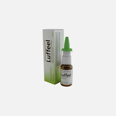 Luffeel Nebulizador Nasal – 20ml – Heel