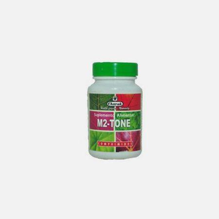 M2-Tone – 60 comprimidos – Charak