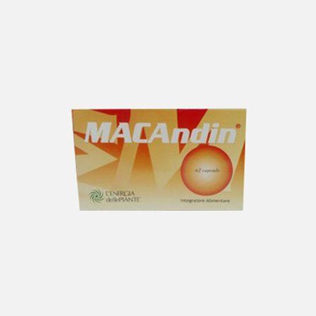 Macadin 42 cápsulas – L'Energia Delle Piante