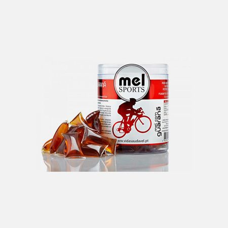Mel com Guaraná – 30 unidades – Mel Sports