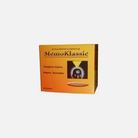 Memoklassic – 30 Ampolas – Fitozen