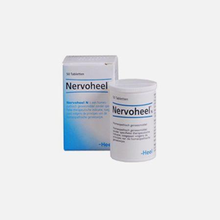 Nervoheel – 50 comprimidos – Heel