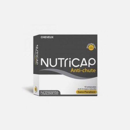 Nutricap Serum – 10 Ampolas   – Nutrisante