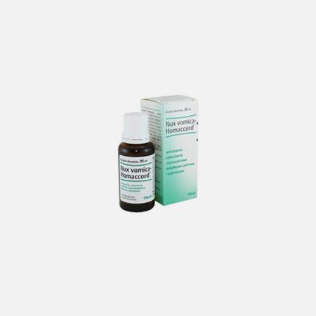 Nux Vomica-Homaccord – 30 ml – Heel