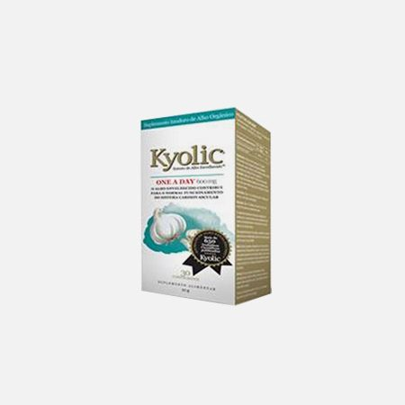One a Day – 30 comprimidos – Kyolic