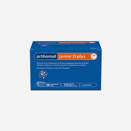 Orthomol Junior Omega Plus – Orthomol