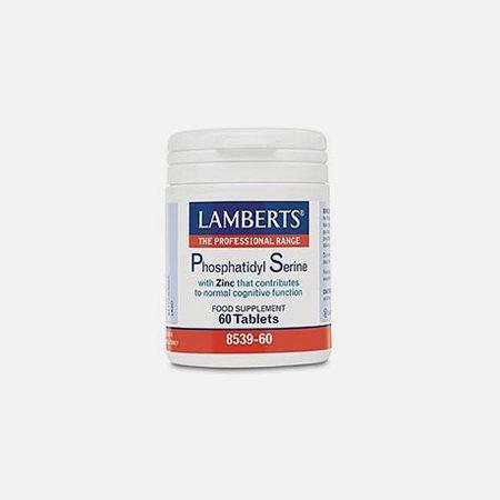 Phosphatidyl Serine – 60 comprimidos – Lamberts