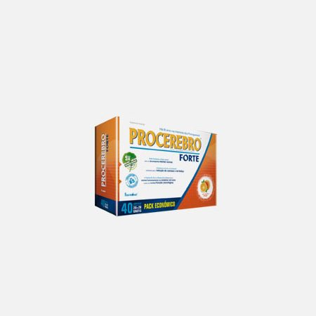 Procerebro Forte – 20 + 20 Ampolas – Fharmonat