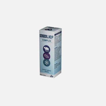 Refrilief Complex Extrato S/Álcool  – 50ml – Nutridil