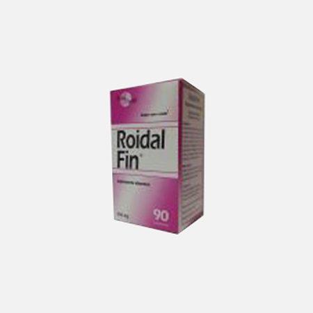 Roidalfin 350 mg – 90 comprimidos – Health Aid