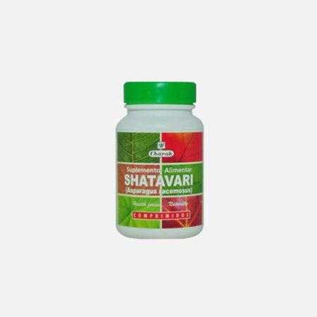Shatavari 500mg – 50 comprimidos – Charak