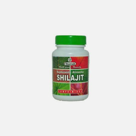 Shilajit – 50 comprimidos – Charak