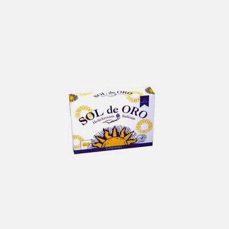 Sol de Oro – 60 comprimidos – Eladiet