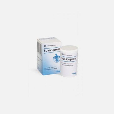 Spascupreel  –50 comprimidos – Heel