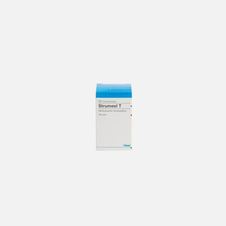Strumeel T – 50 comprimidos  – Heel