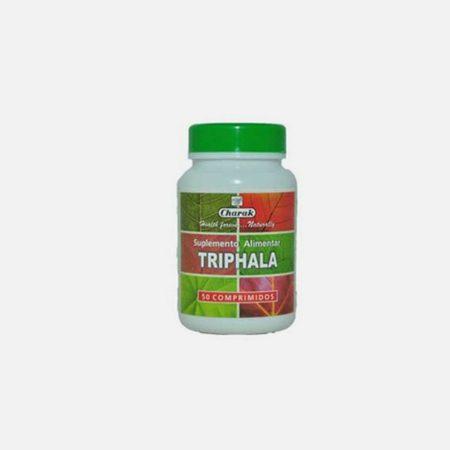 Triphala 500mg – 50 comprimidos – Charak