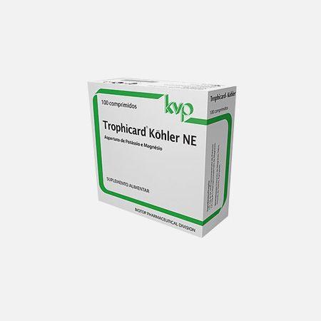 Trophicard Kohler NE – 100 comprimidos – KVP