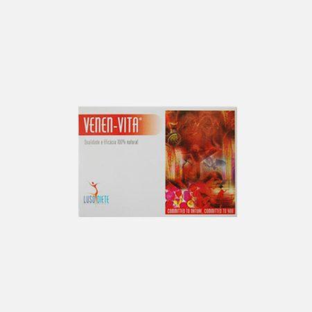 Venen-Vita – 100 cápsulas – Lusodiete