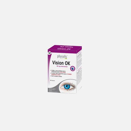 Physalis Vision OK – 30 cápsulas – Biocêutica
