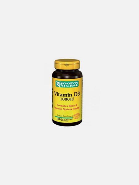 Vitamin D3 1000_Good' N Natural