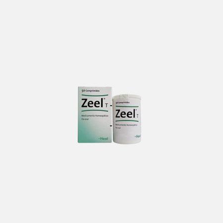 Zeel T – 50 comprimidos – Heel