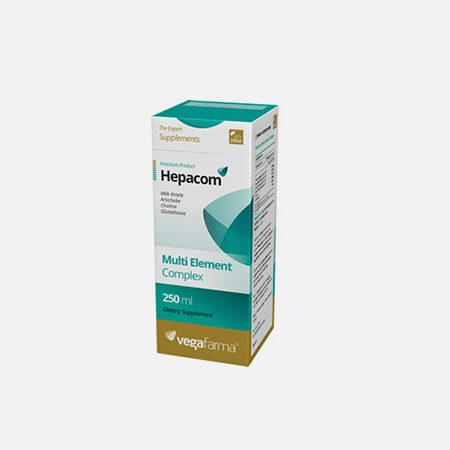 Hepacom Advanced – 250ml – Vegafarma