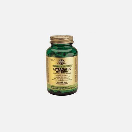 Astragalus Root Extract – 60 Cápsulas – Solgar