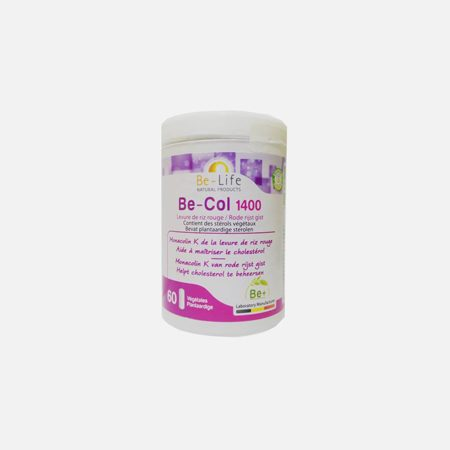 Be-col 1400 60 cápsulas – Be-Life