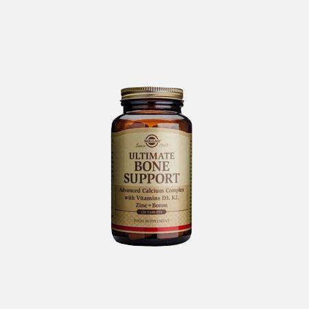 Ultimate Bone Support – 120 comprimidos – Solgar