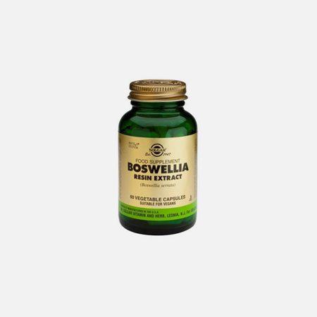 Boswellia – 60 cápsulas – Solgar