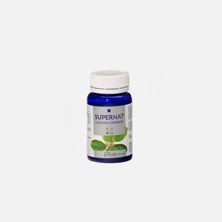 Cascara Sagrada – 90 Comprimidos – Supernat