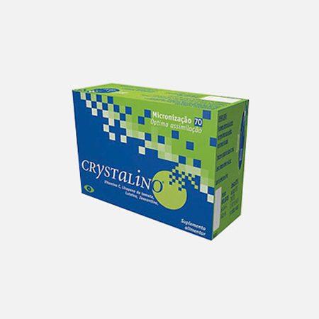 Crystalino – 60 cápsulas – Bio Axo
