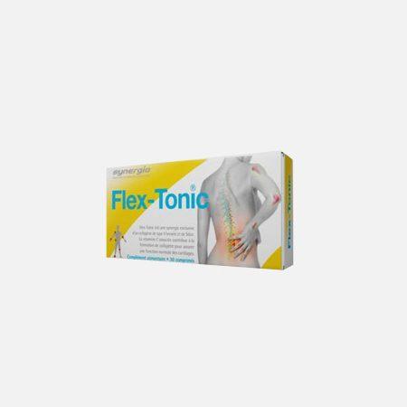 Flex Tonic – 30 Comprimidos – Synergia