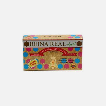 Reina Real Junior – 20 ampolas – Novo Horizonte – Robis
