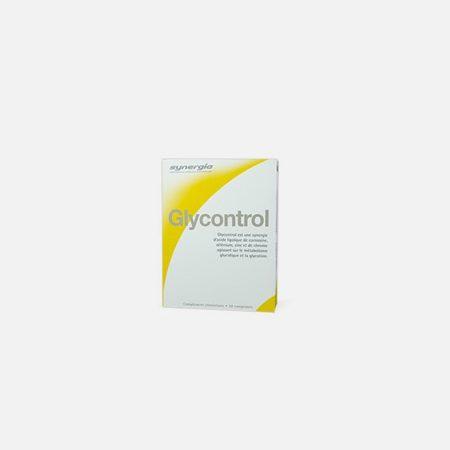 Glycontrol – 30 Comprimidos – Synergia